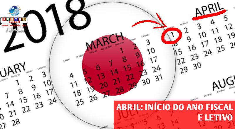 &nbspJapão: ano fiscal e letivo começam em abril. Por quê?