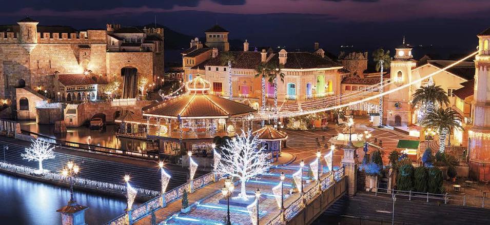 &nbspPorto Europa, conheça esse parque temático e de diversões