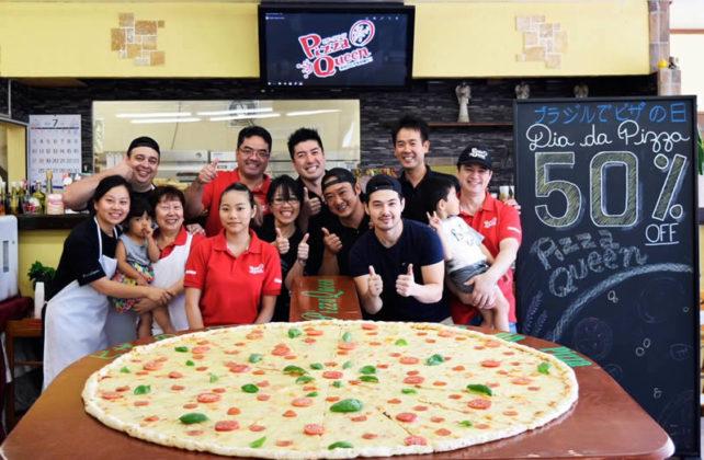 &nbspO pizzaiolo e empresário Ednaldo Bergamaschi