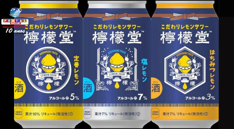 &nbspCoca-Cola lança as primeiras bebidas alcoólicas no Japão