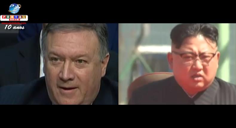 &nbspDiretor da CIA se encontrou com Kim Jong-un
