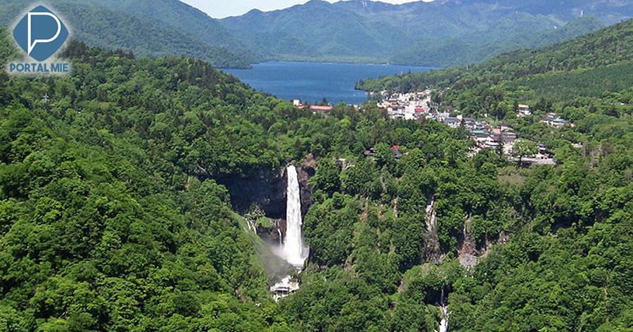 &nbsp50% a mais de água: Cataratas de Kegon estarão ainda mais espetaculares