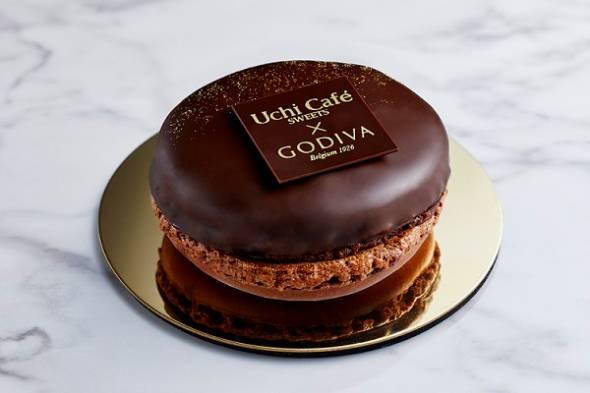 &nbspGodiva e Lawson lançam 2 delícias de chocolate