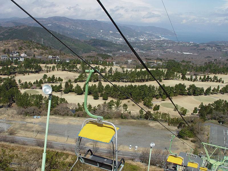 &nbspPasseio pelo Monte Omuro em Shizuoka