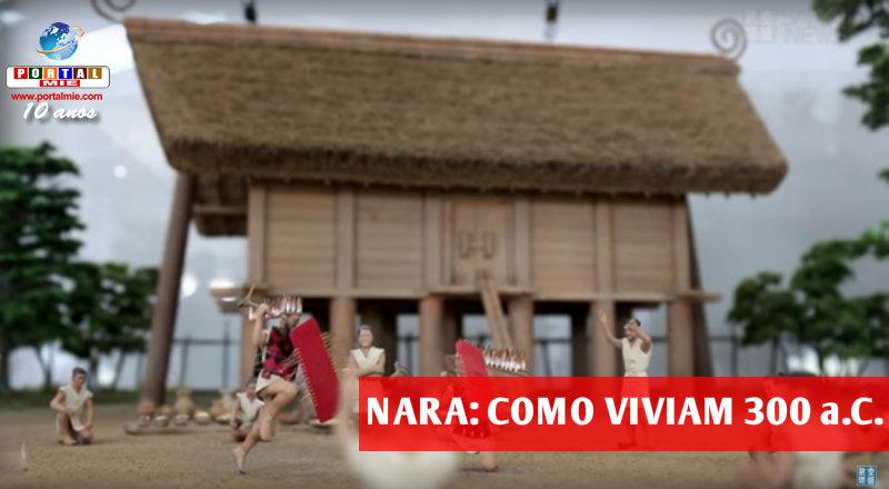 &nbspParque do período 300a.C em Nara: túnel do tempo