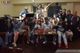 Vitalli BBQ&nbspAniversário de Sayuri e Hiroshi no Vitalli BBQ House