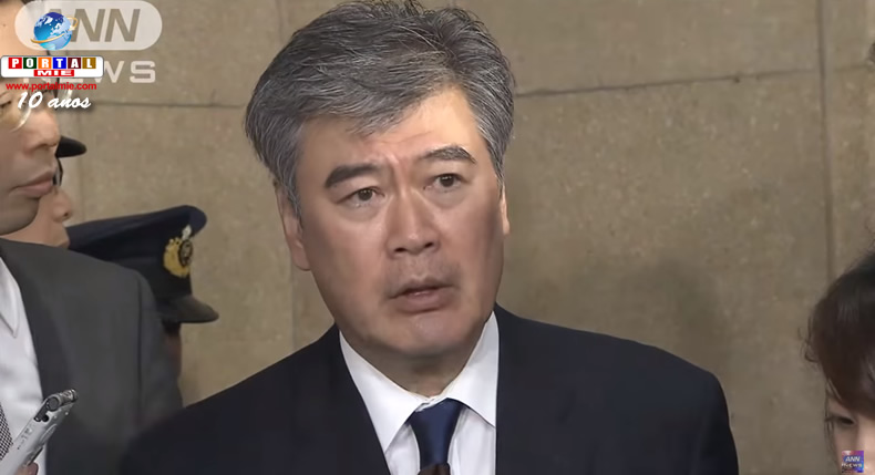 &nbspVice-ministro japonês renuncia após escândalo de assédio sexual