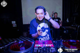 Space Beats&nbspDJ Marquinhos Espinosa na Space Beats