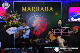 Marhaba&nbspCoquetel de Inauguração do Marhaba Lex Bom Bar