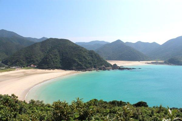 &nbspMais bela praia do Japão