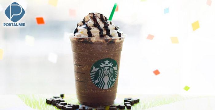 &nbspNova bebida da Starbucks com muito chocolate