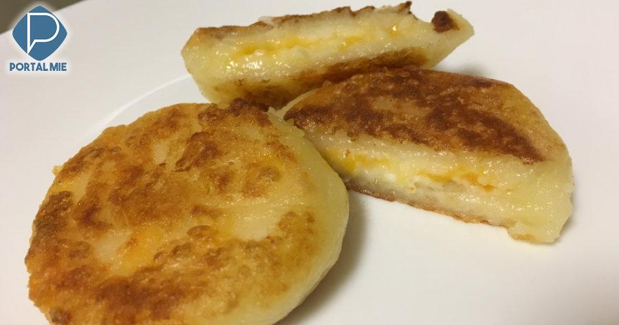 &nbspBatata 'mochimochi' tão deliciosa quanto pão de queijo