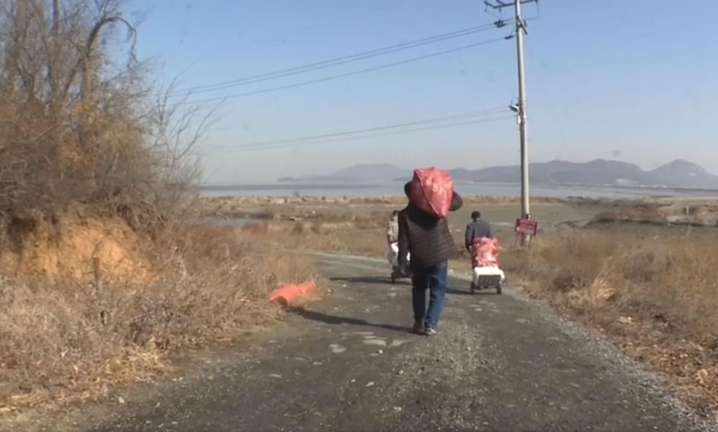 &nbspMensagens e comida dentro de garrafas enviadas pelo mar à Coreia do Norte