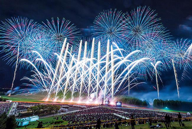 &nbsp13 mil fogos de artifício iluminarão os céus de Quioto