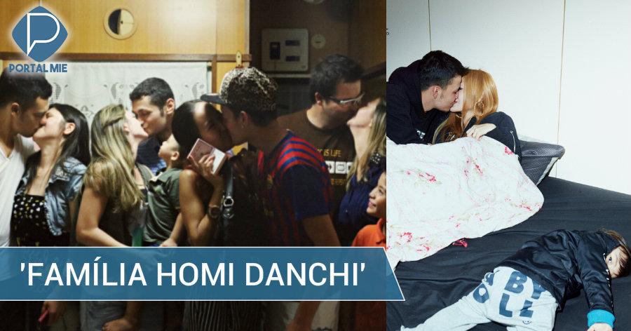 &nbsp'Família Homi Danchi': tema de exposição de fotos