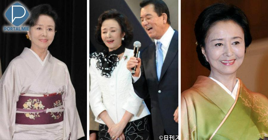 &nbspFamosa atriz japonesa Yuriko Hoshi morreu em Quioto