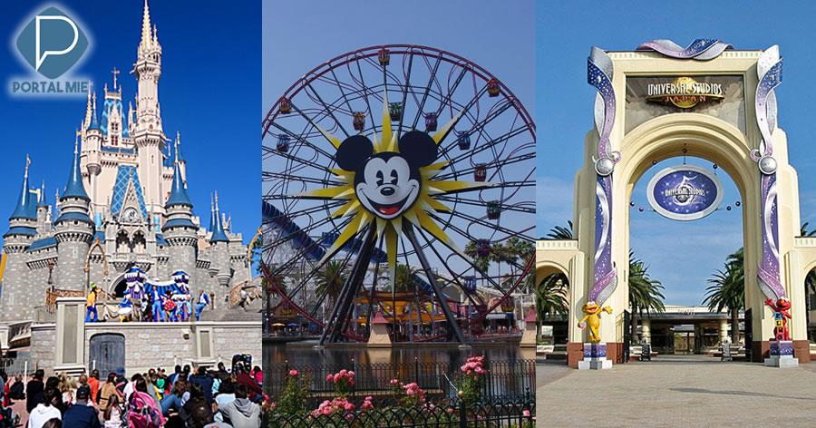&nbspOs 25 parques de diversões mais populares do mundo