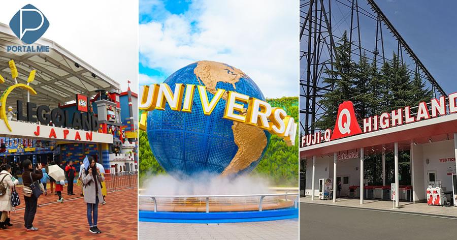 &nbspAtrações do mundo anime atraem visitantes a parques temáticos no Japão