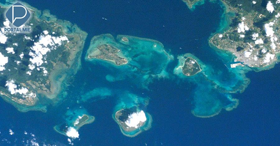 &nbspSomente '1%' dos maiores recifes de corais do Japão estão saudáveis