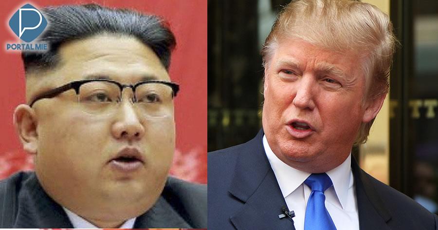 &nbspCoreia do Norte ameaça cancelar reunião entre Kim e Trump