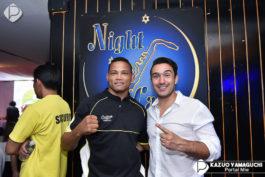 Night Café&nbspBalada Brasileira no Night Café