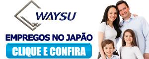 WAYSU - Empregos no Japão