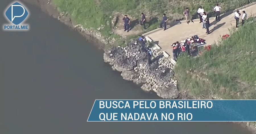 &nbspEstudante brasileiro desaparecido no rio