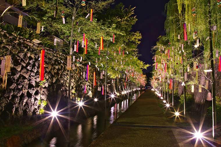 &nbspTop 10 festivais Tanabata do Japão
