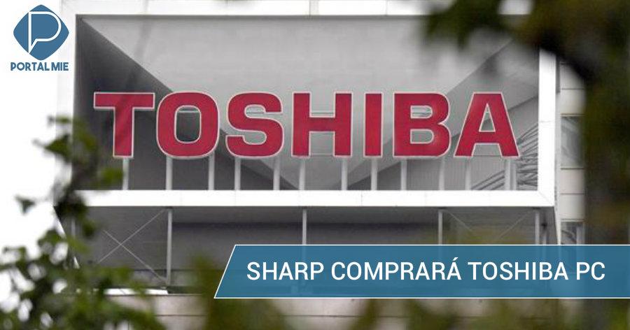 &nbsp5 bilhões de ienes: Toshiba PC será repassada para Sharp