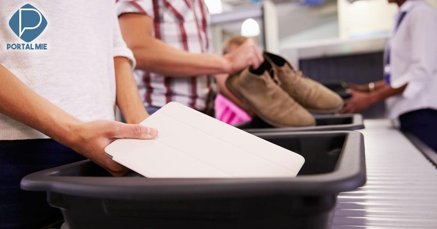 &nbspAeroportos têm dificuldades para manter funcionários no setor de inspeção de bagagem