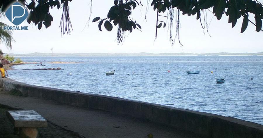 &nbspBombeiros encontram mais uma vítima de naufrágio no Rio