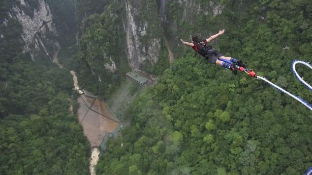 &nbspQuer adrenalina? Bungee jump mais alto do mundo será inaugurado
