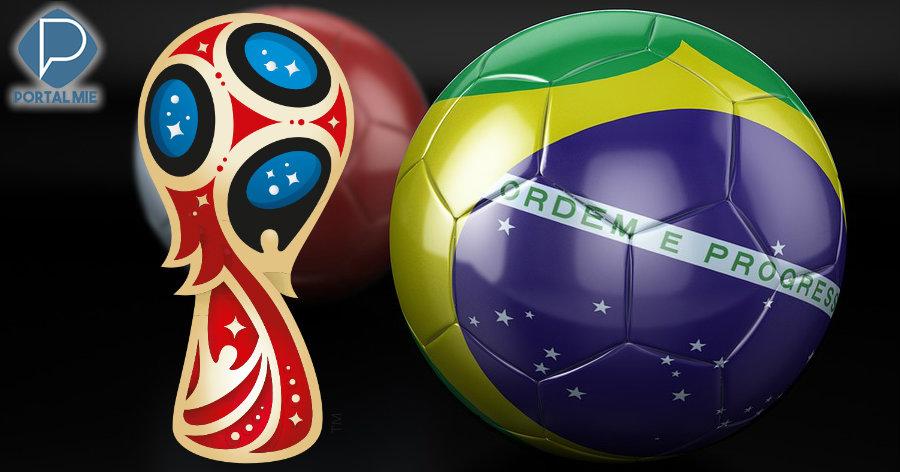 &nbspConfira os horários dos jogos da Copa do Mundo