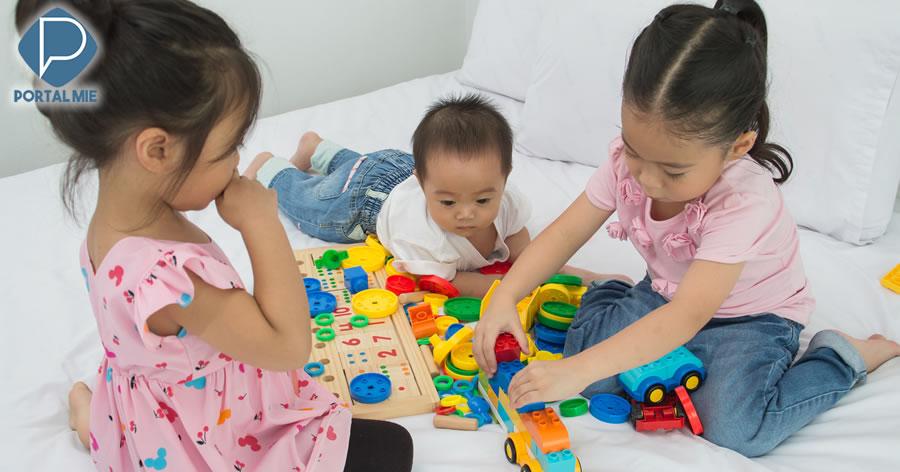 &nbsp70% das famílias japonesas querem mais filhos