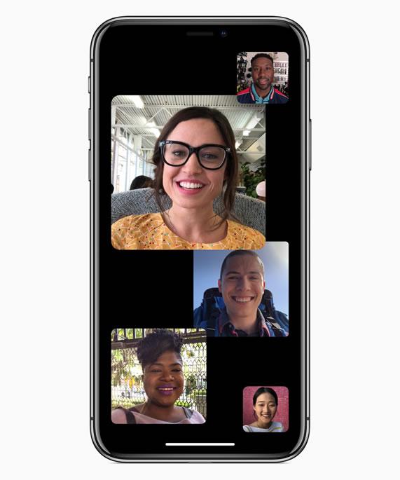 &nbspNovidades da Apple na conferência WWDC 2018