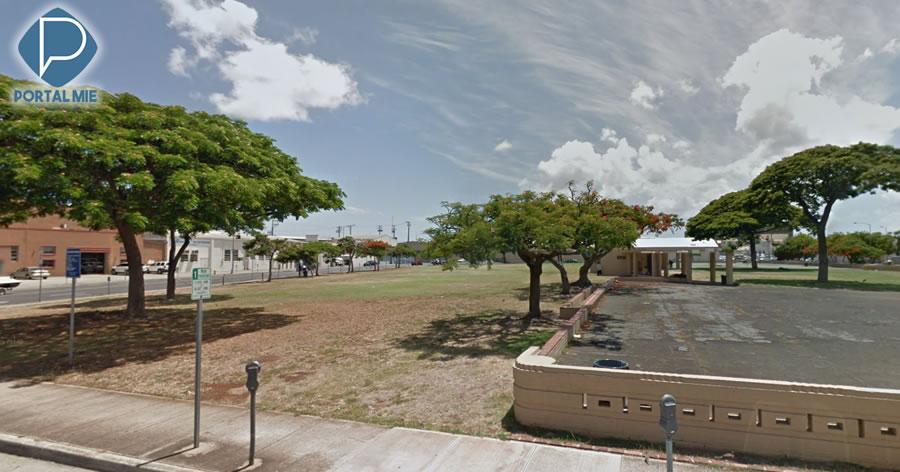 &nbspCasal japonês foi atacado em banheiro público no Havaí