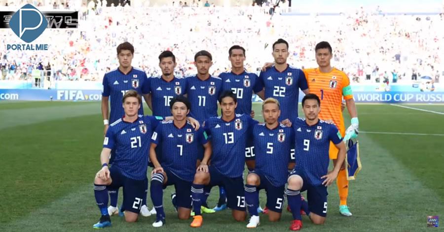 &nbspFair-play classifica Japão para as oitavas de final da Copa