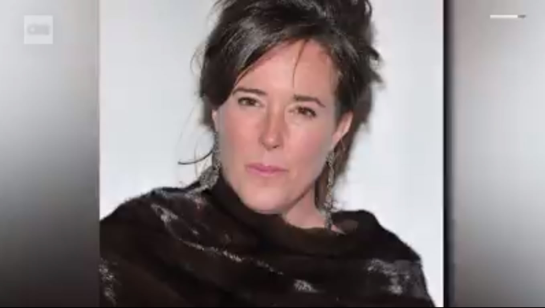 &nbspEstilista Kate Spade é encontrada morta em seu apartamento