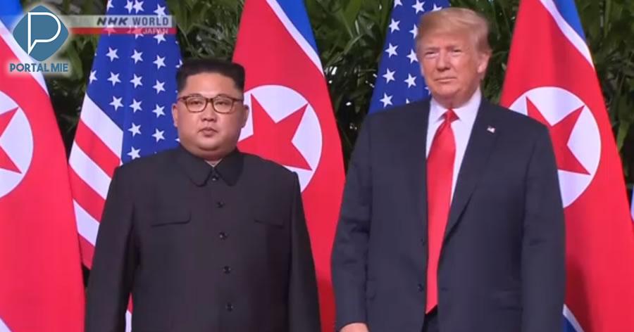 &nbspAnúncio de Trump sobre fim de exercícios militares com a Coreia do Sul preocupa o Japão