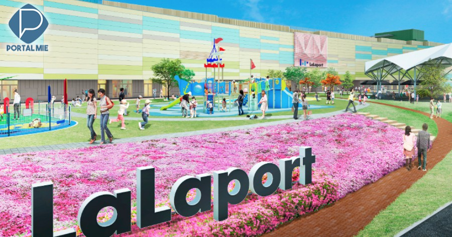 &nbspNagoia ganhará um shopping center gigante