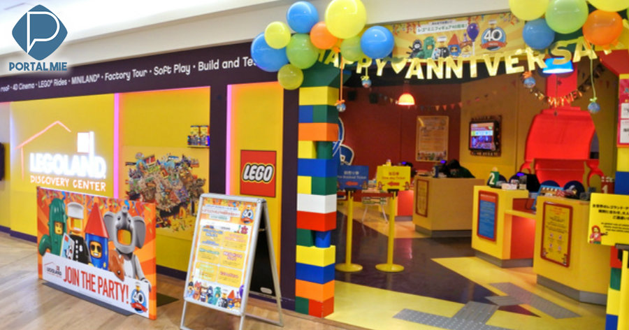 &nbspLegoland Discovery Center recusou a entrada de deficientes auditivos