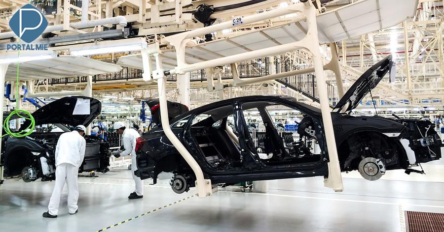 &nbspIndústria automobilística japonesa reage à possível tarifa dos EUA