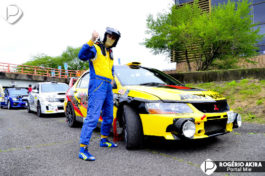 &nbspInabe Higashi-Omi Rally 2018