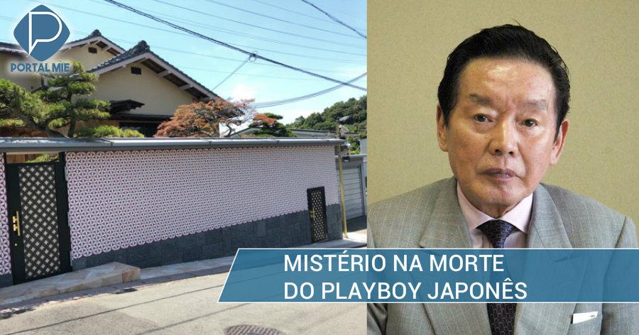 &nbspMistério sobre a morte do Don Juan japonês