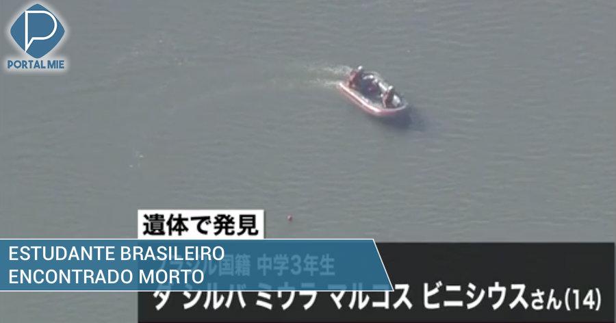 &nbspBrasileiro foi encontrado morto no rio