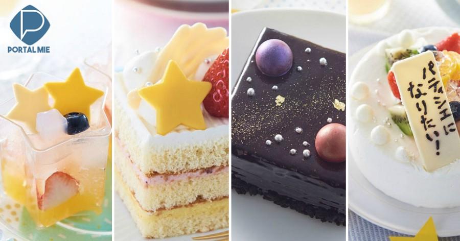 &nbspTanabata Sweets: estrelas para sonhar