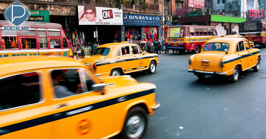 &nbspMotorista de táxi é preso por estupro de turista japonesa na Índia