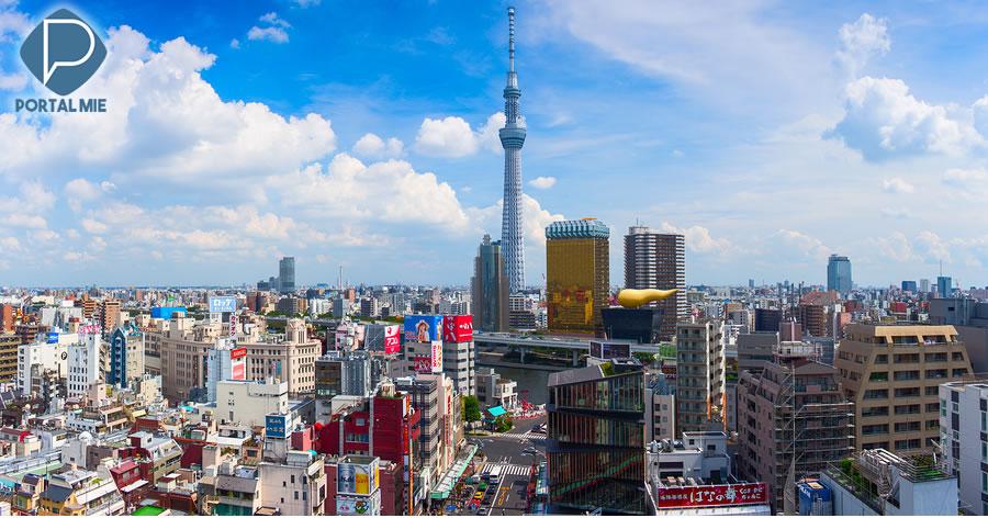 &nbspTóquio é cidade mundial que enfrenta os maiores riscos