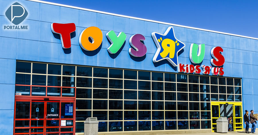 &nbspAnônimo gastou 1 milhão de dólares em brinquedos na Toys R Us para doá-los