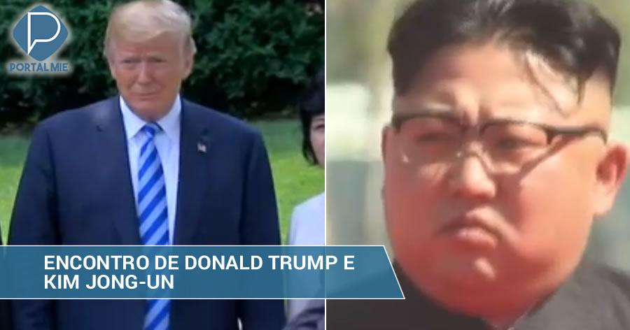 &nbspLocal do encontro entre Trump e Kim em Singapura é anunciado